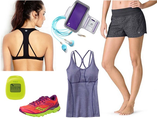 On the Cusp Style: Workout Wear
