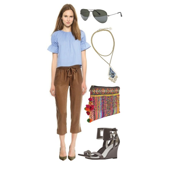 Look of the Week: Summer Casual
