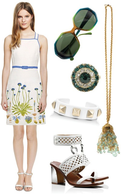 Look of the Week: Summer Cocktail