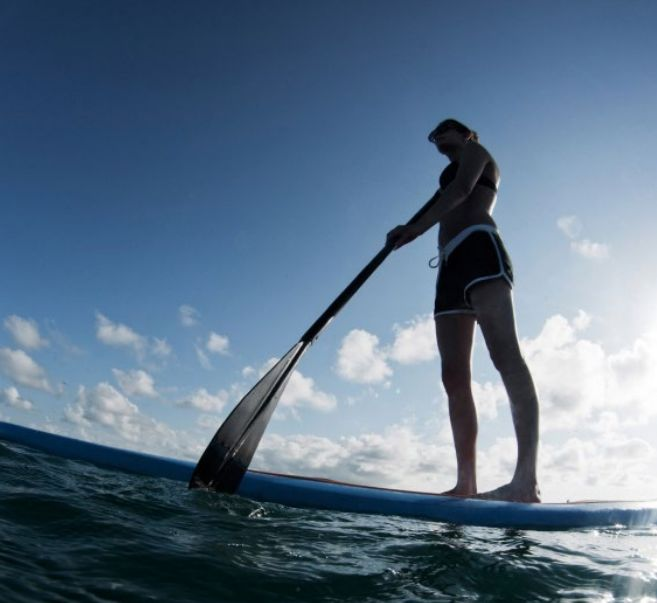 Paddle Your Way to Core Fitness