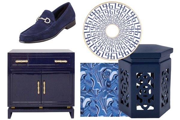 Color Wheel: Noble Navy