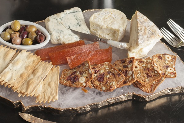 Entertaining: An Assortment of Cheeses