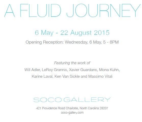 SOCO Gallery's Inaugural Exhibition, A Fluid Journey