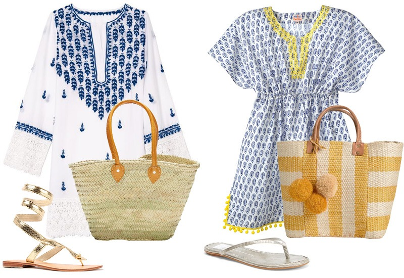 Look of the Week: Easy Summer Caftans