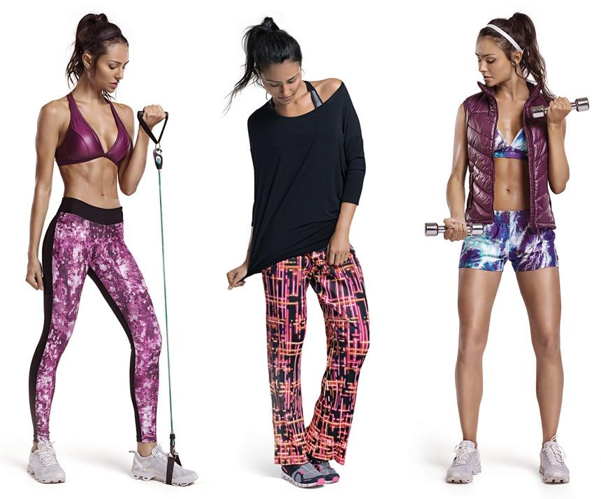 Look of the Week: Workout Wear