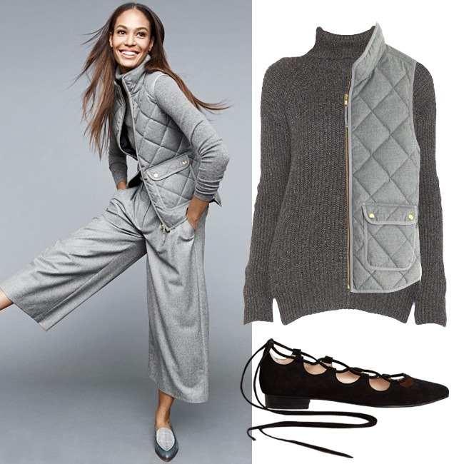 Look of the Week: Layer Up!
