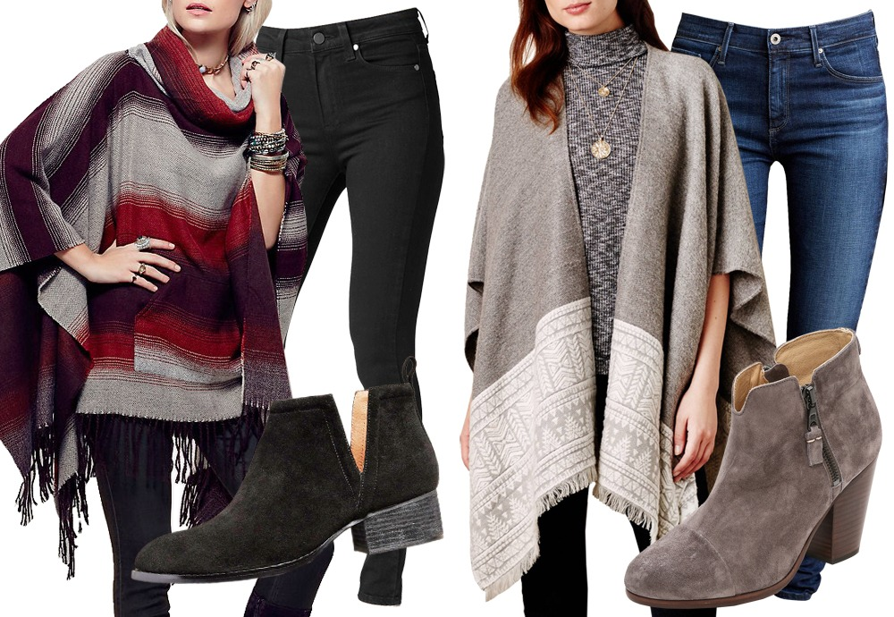 Look of the Week: Must-Have Ponchos