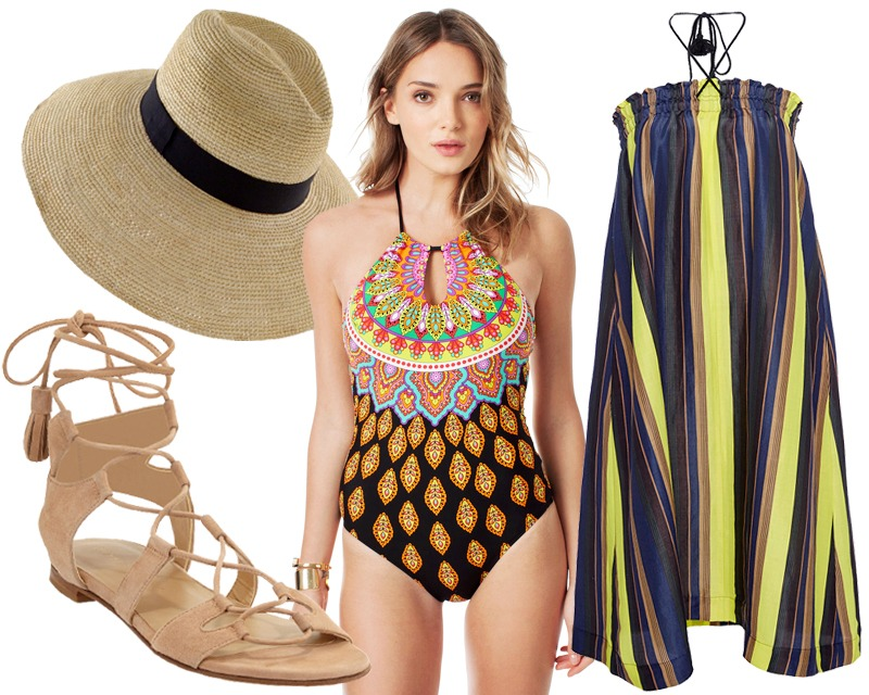Look of the Week: Time for a Tropical Getaway