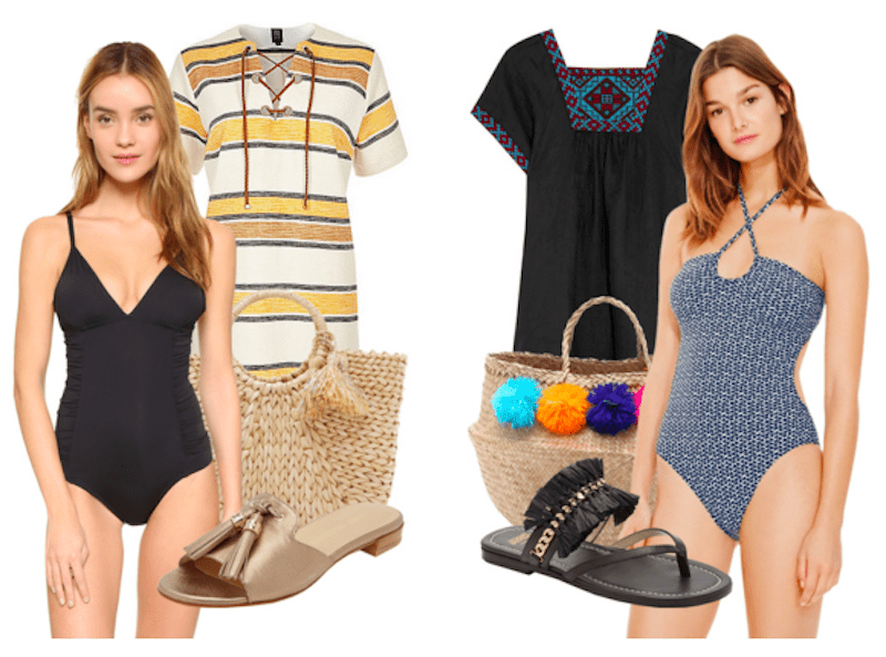 Look of the Week: Ready for Spring Break