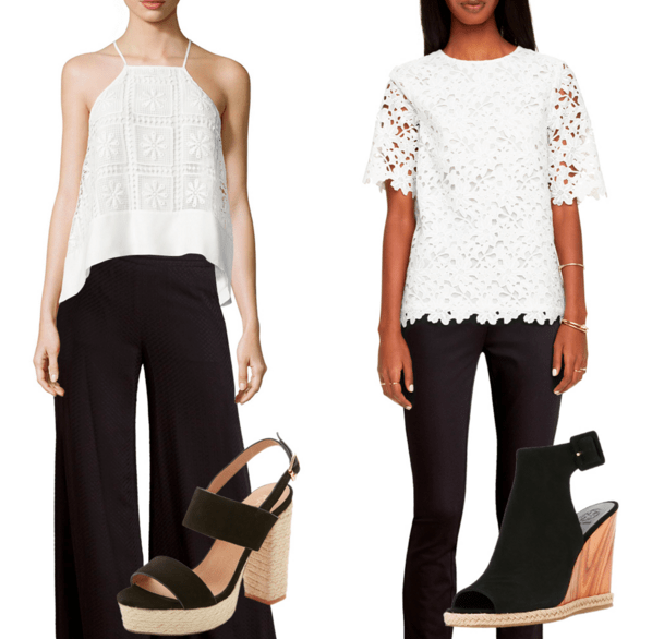 Look of the Week: Favorite Black Pants