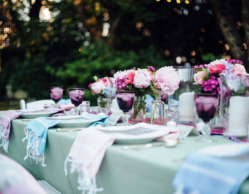 A Garden Party to Welcome Summer