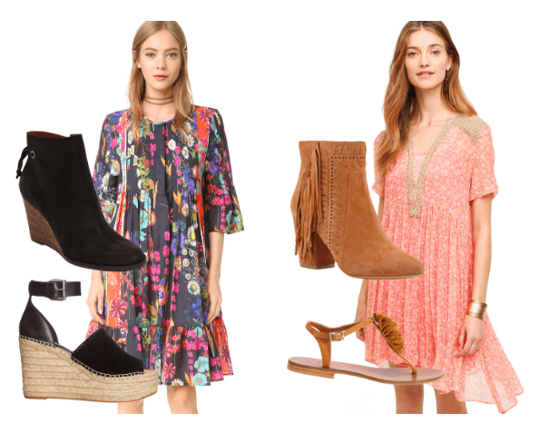 Look of the Week: Summer-to-Fall Florals
