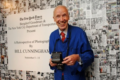 What I Learned From Bill Cunningham