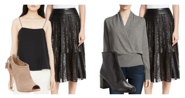 Look of the Week: Skirts That Move