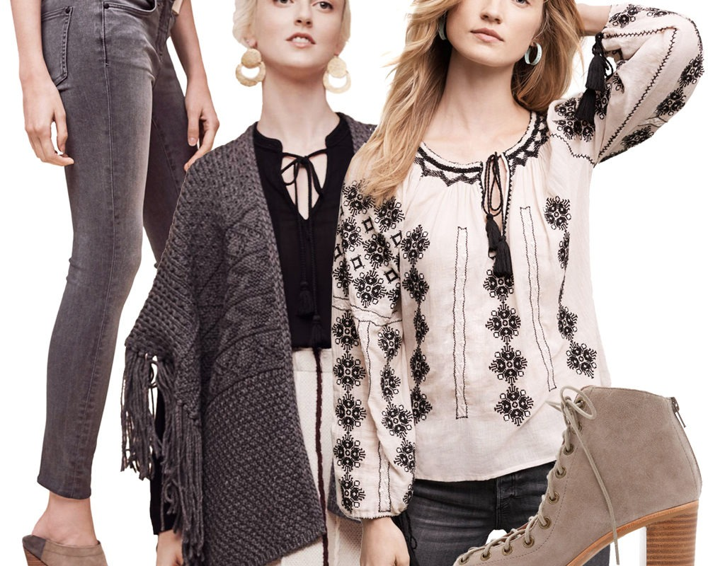 Look of the Week: Boho Chic