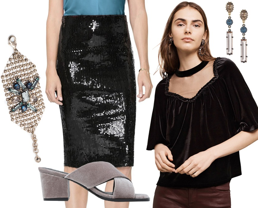 Look of the Week: Holiday Style plus Two-Day Shipping for Last Minute Gifts