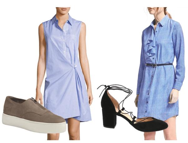 Look of the Week: Versatile Shirt Dresses