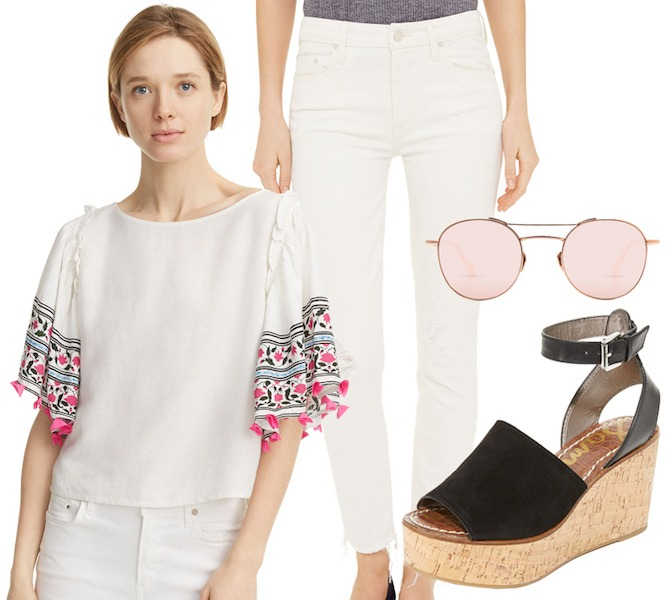 Look of the Week: What to Wear for the Long Weekend