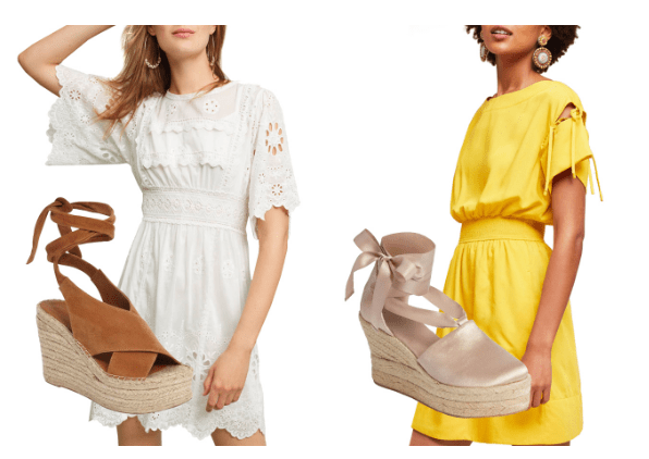 Look of the Week: Breezy Dresses