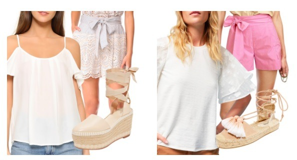 Look of the Week: Summertime Staple…Shorts!