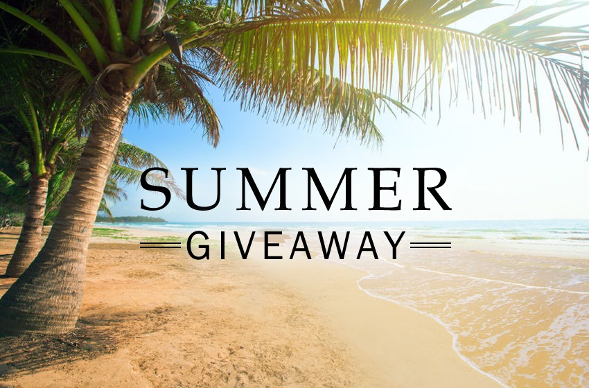 Enjoy Summer with a $2500 Prize Package…Enter to Win our Peachy Summer Giveaway