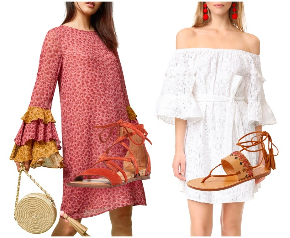 Look of the Week: Ruffles, Flounces and Statement Sleeves