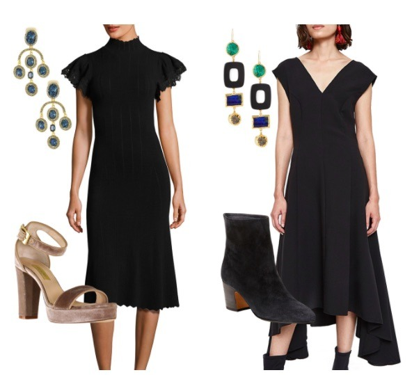 Look of the Week: Little Black Dress