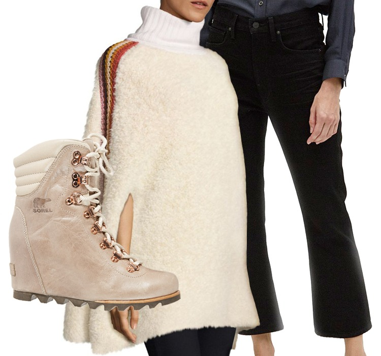 Look of the Week: Get Cozy By The Fire and Shop The Sales!