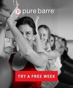 Pure Barre ad