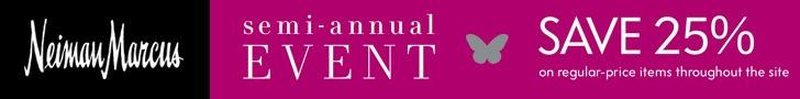 Neiman Marcus Semi Annual Event