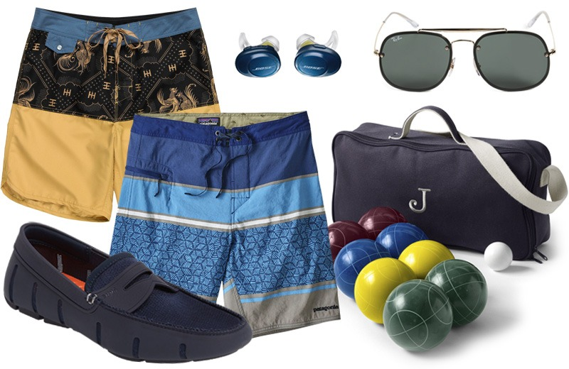 Father's Day Gift Guide and Pool-Side Picks