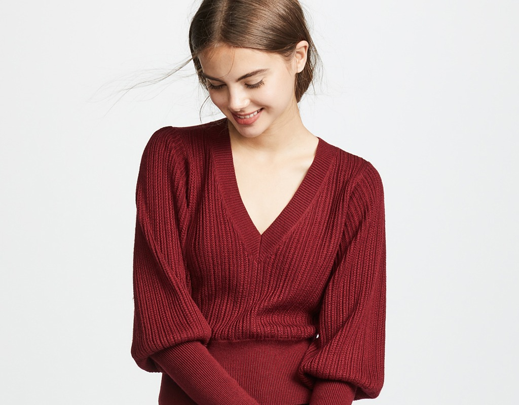 Look of the Week: Sweater Weather
