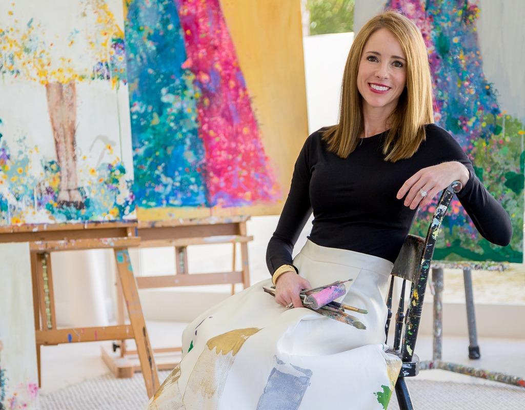 What Inspires Artist Kim Schuessler?