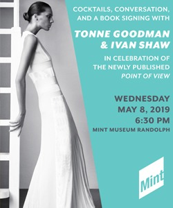 Tonne Goodman and Ivan Shaw Event