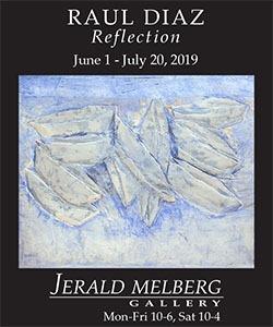 Jerald Melberg Gallery Ad