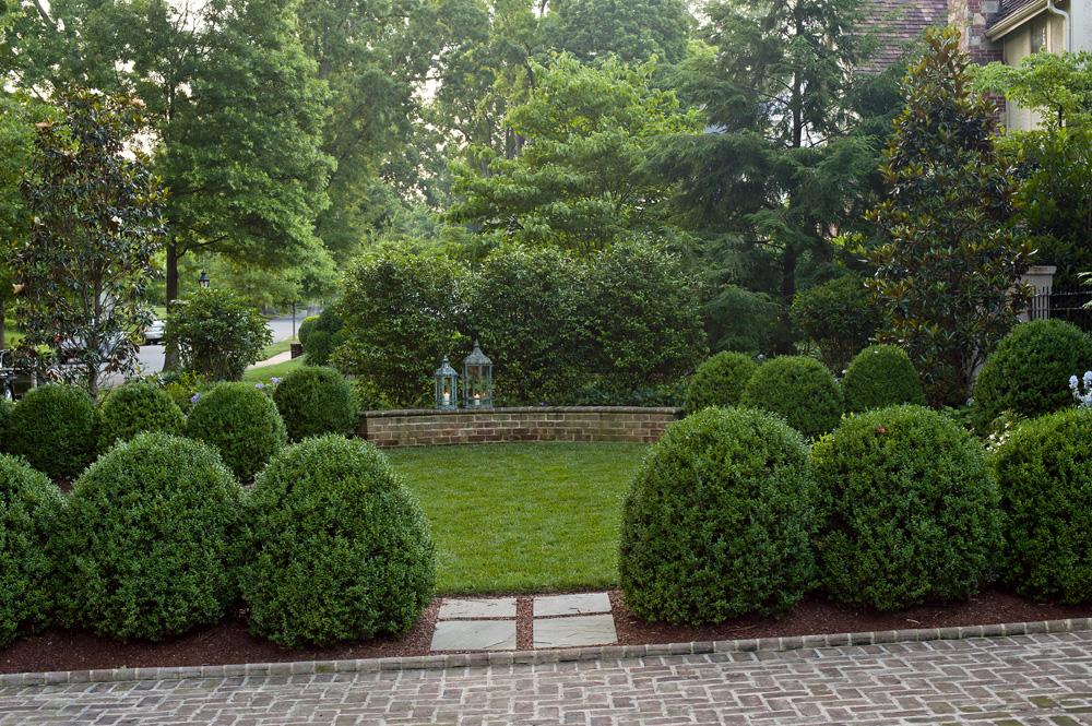 Urban Retreat Charlotte - Garden Design