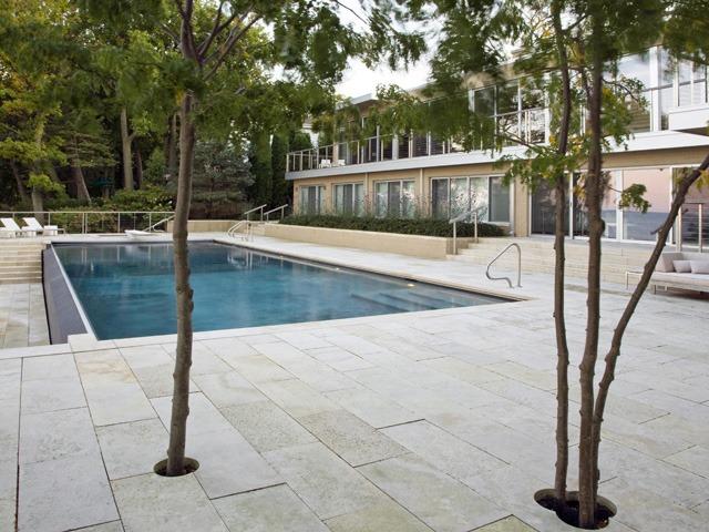 Hoerr Schaudt Landscape Architects, Kalt Residence, Glencoe