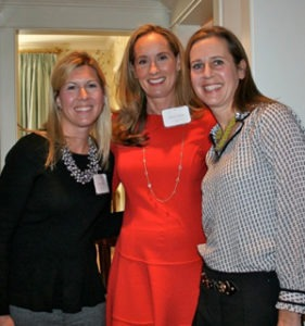(left to right) Amy Wolfe, Jolene Wilson and Blair Farris