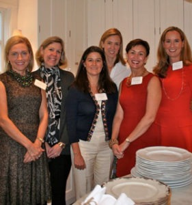 Members of the Southern Alliance (left to right): Michelle Leiter, Laree Bobo, Liz Martin, Mary Collins, Dee Fortson, and Jolene Wilson