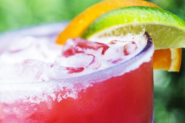 The San Ysidro Ranch Blood Orange Margarita