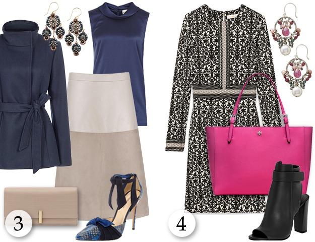 Five Fab Looks for a Fall Function…maybe the Mint Auxiliary Fall Enrichment Forum with India Hicks?