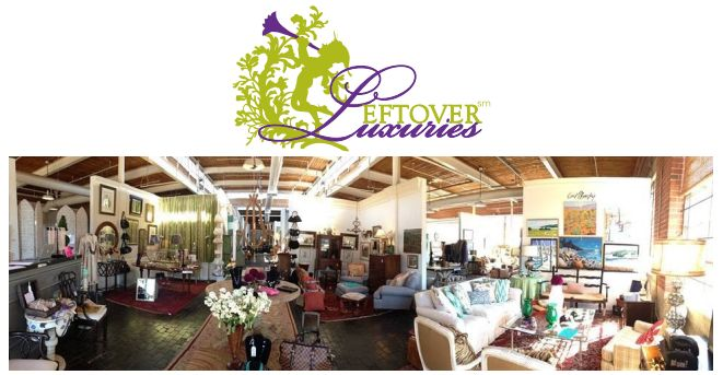 leftover luxuries warehouse sale