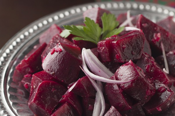 Beets With Vinaigrette