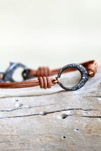 Pave-O bracelet