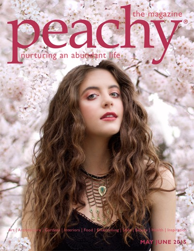 The May June Issue of Peachy is Here!