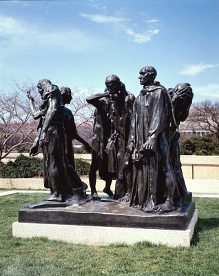 The Burghers of Calais01