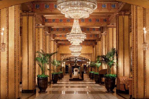 The Rossevelt Hotel NOLA