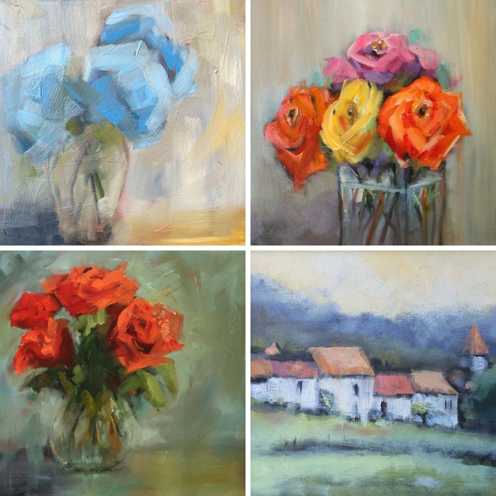 Wendy Bilas Fine Art Virtual Pop Up Selections