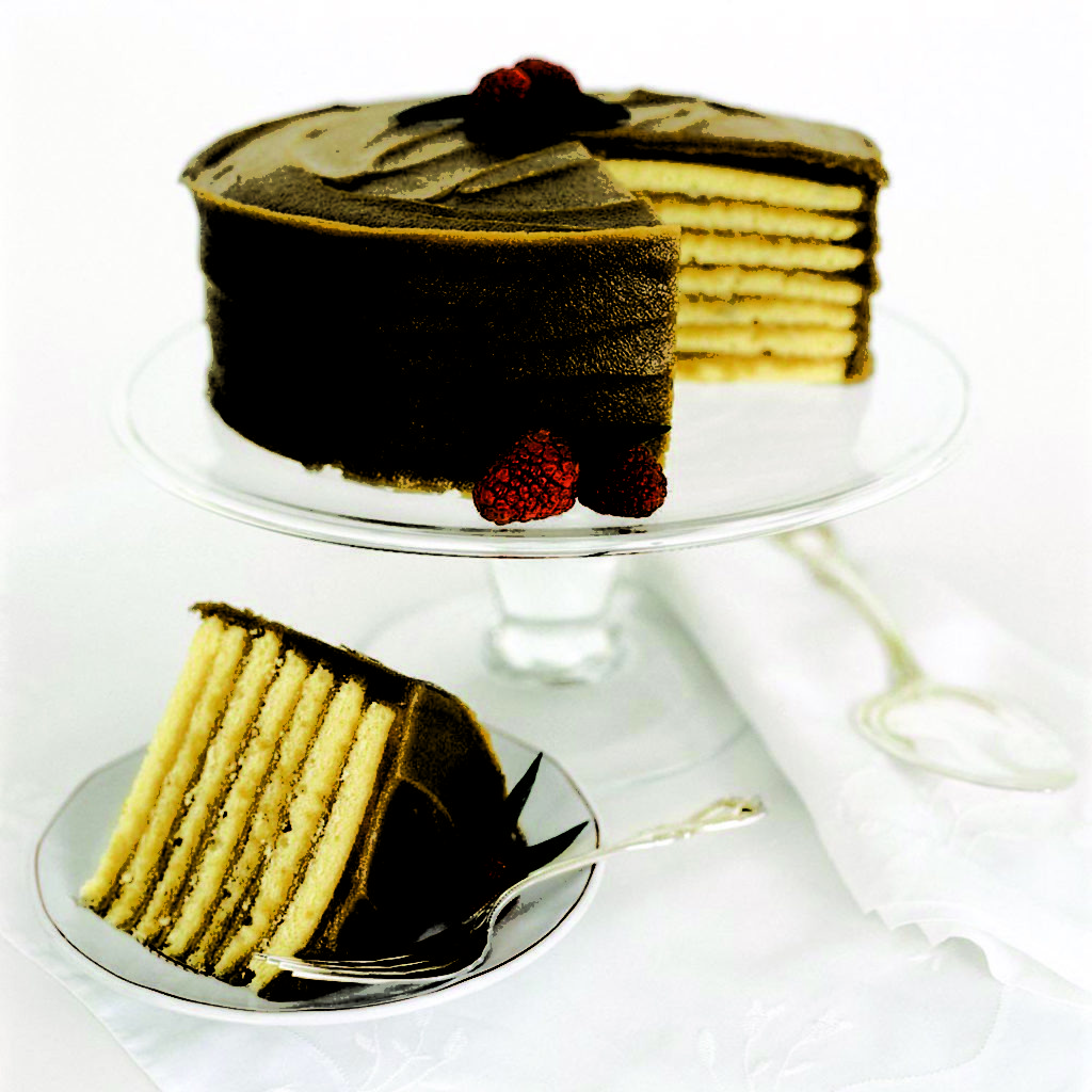 7-Layer Caramel Cake