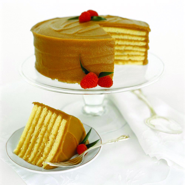 7-Layer Caramel Cake